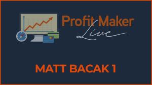 Matt Bacak 1